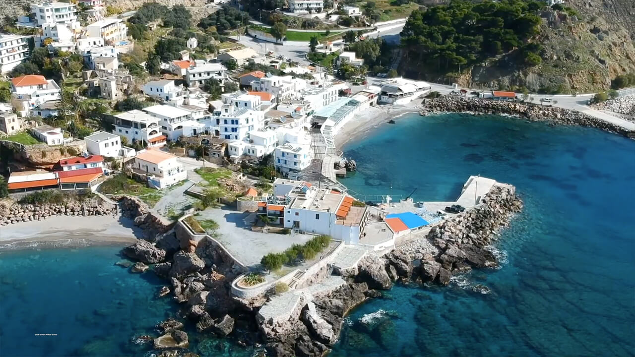 Süden Kretas- Chora Sfakion