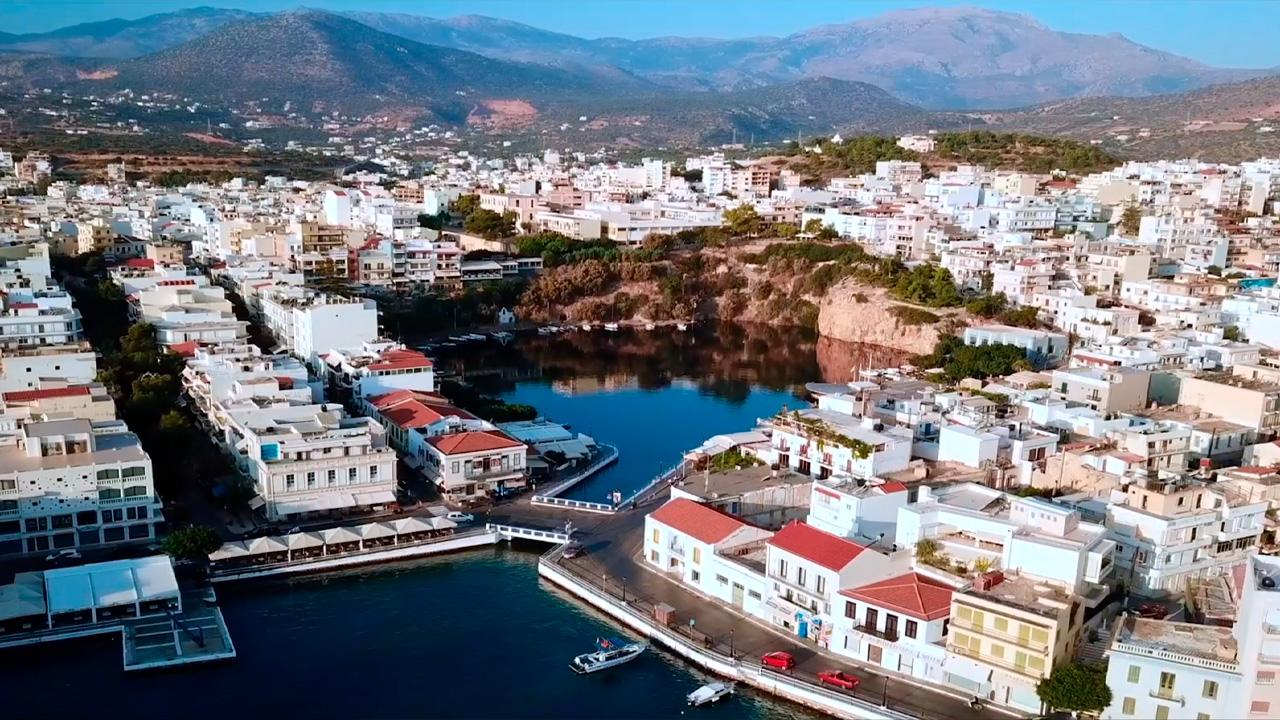 Die Insel Kreta