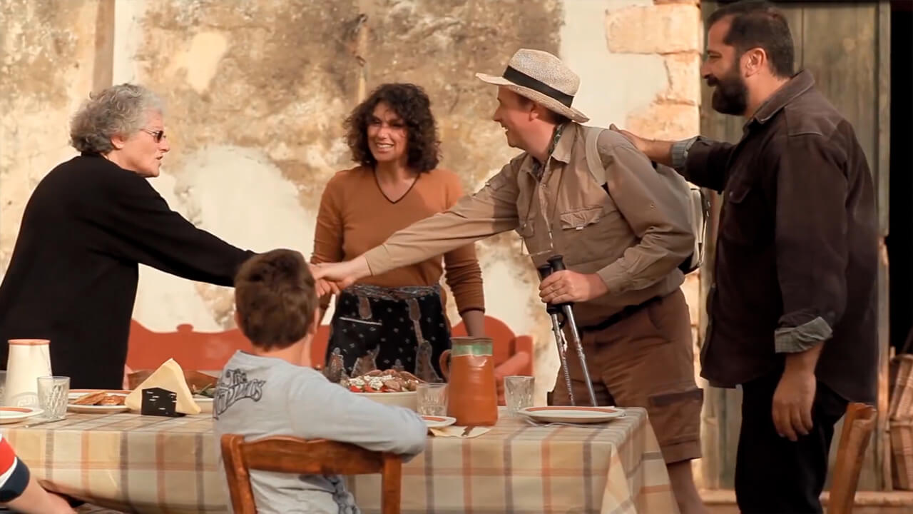 Die Gastfreundschaft Kretas