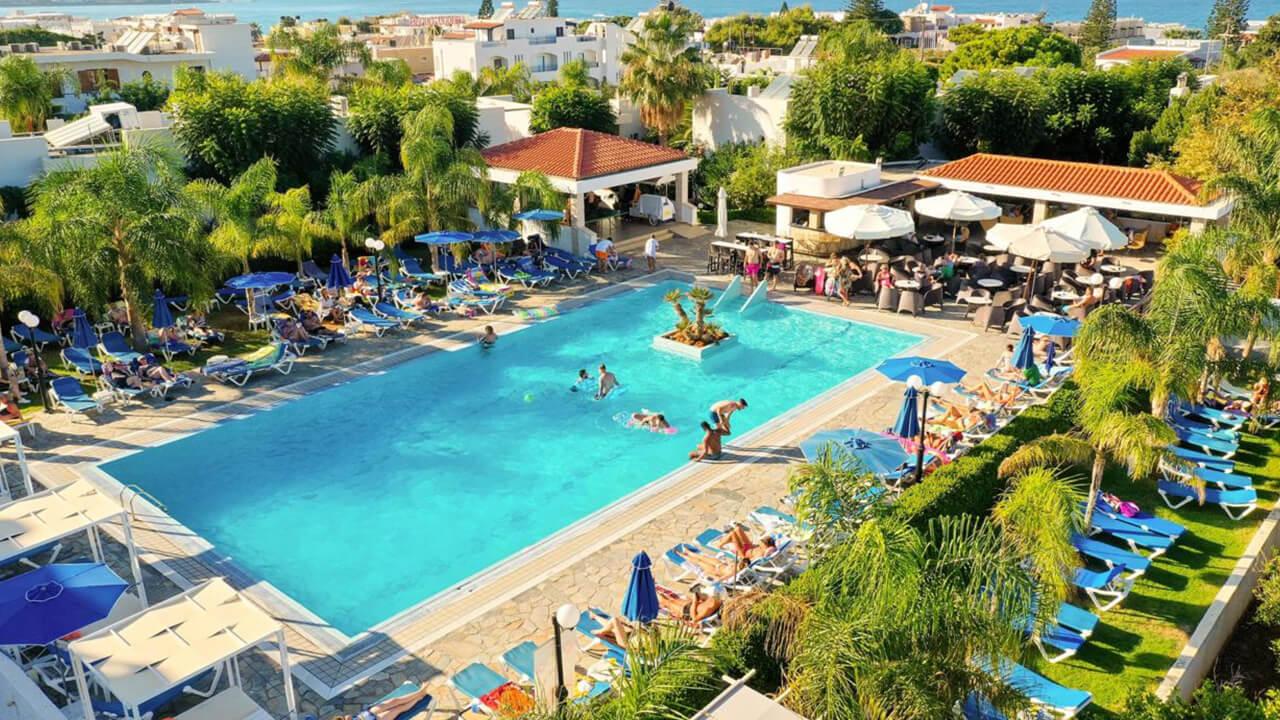 Hotelangebot - Kyknos Hotel