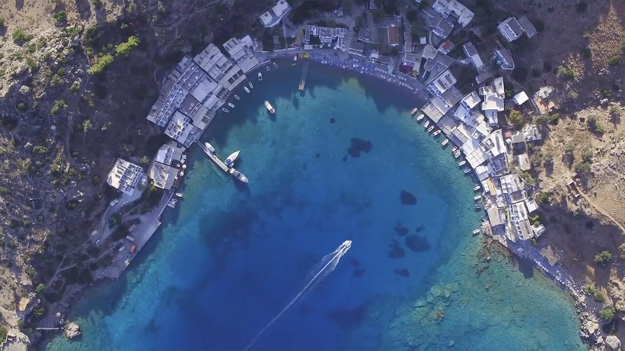 Süden Kretas - Loutro