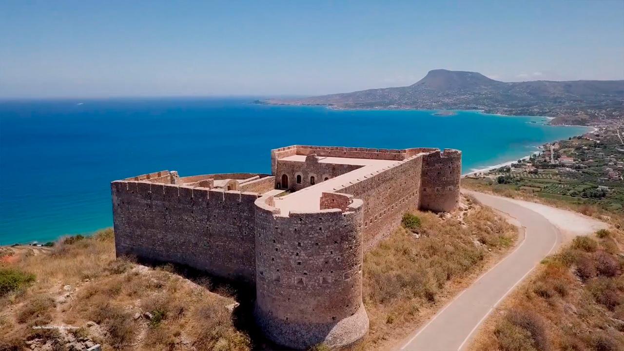 Die Monumente Kretas