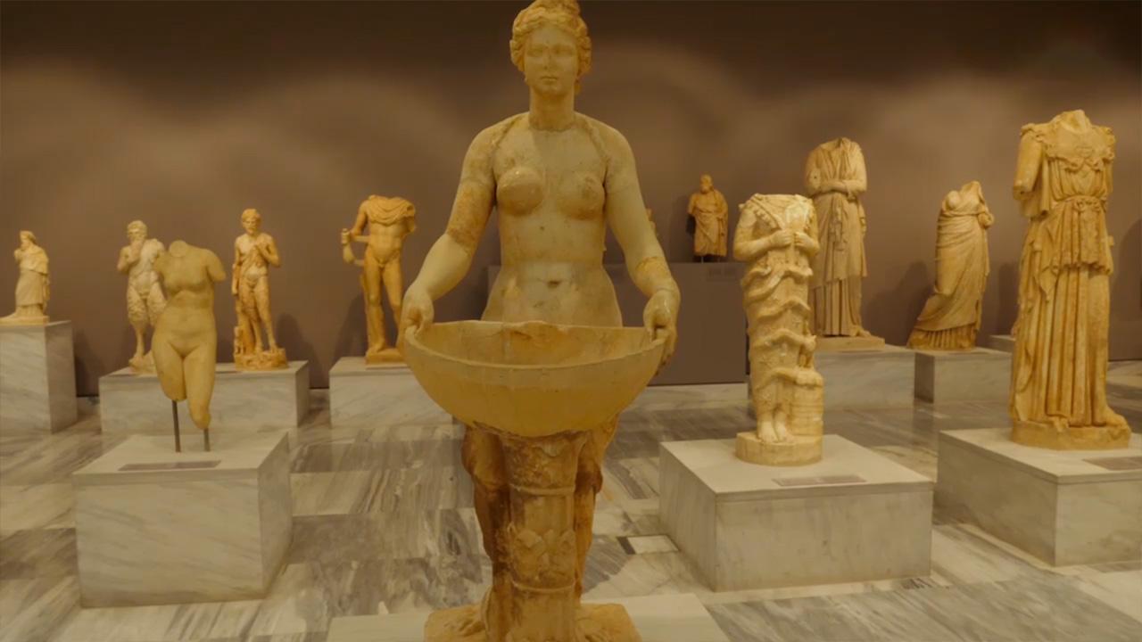 Archäologisches Museum Heraklions