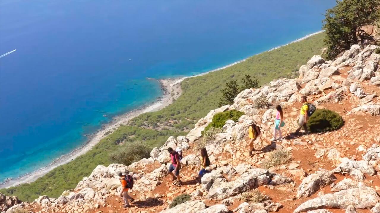 Die Natur Kretas