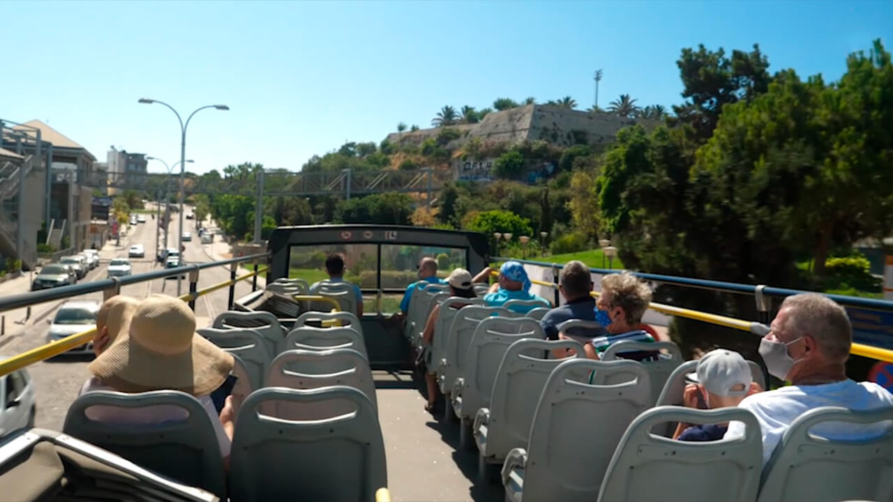Open Bus - City Tour Heraklion