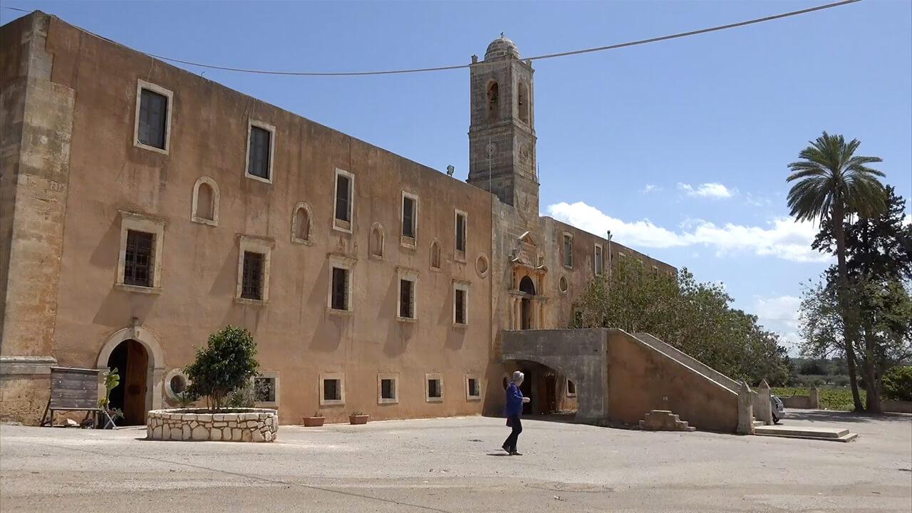 Idyllische Orte im Westen Kretas