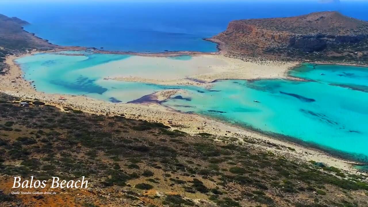 Die zehn schönsten Strände Kretas