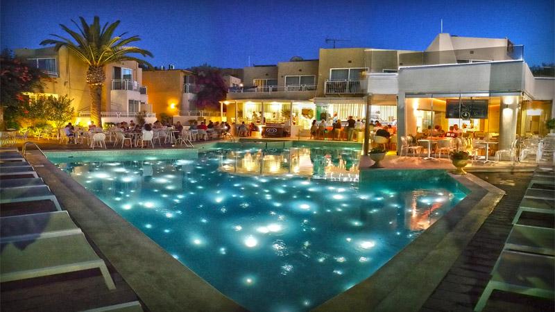 Nefeli Hotel - 4*