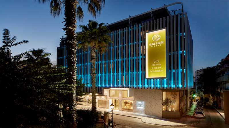 Olive Green Hotel - 4*
