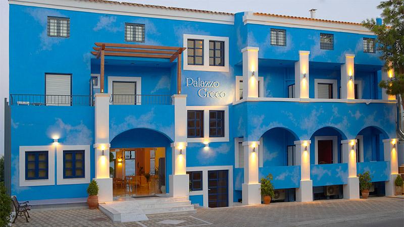 Palazzo Greco Boutique Hotel - 4*