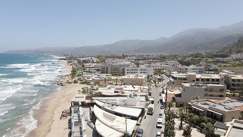 Saisonvorbereitung Kreta 2021
