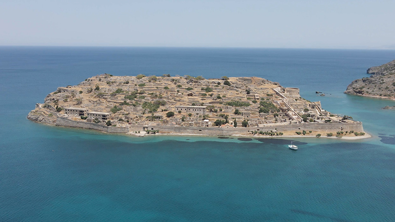 Spinalonga - die ehemalige Leprainsel