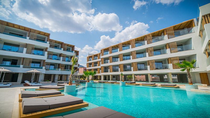 Akasha Beach Hotel & Spa - 5*