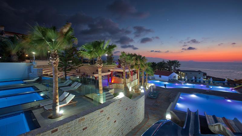Rethymno Mare & Water Park Hotel - 5*