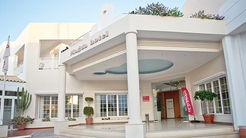 Magda Hotel Club 4*