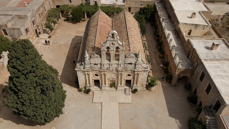 Das Arkadi Kloster